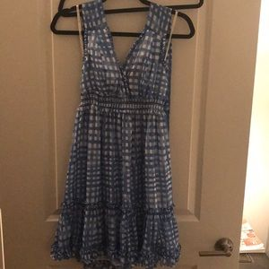 Lilly gingham dress